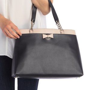Kate Spade New York Maryanne Leather Tote Bag